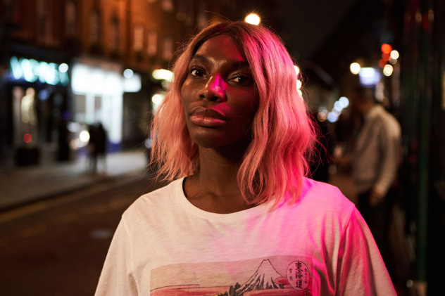 an image of Michaela Coel, creator of I may destroy you